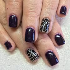 nail art 39 magnificent leopard nail art picture concept leopard