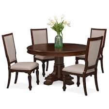 Dining Tables 4 Chairs Dining Room Dinette Tables Value City Furniture American