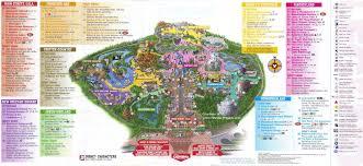 Disney World Maps Miscellaneous Disney Guidemaps