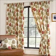 Chevron Pattern Curtains with Kitchen Pattern Curtains Geometric Pattern Curtains Terracotta