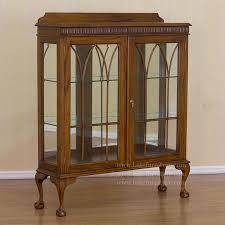 antique display cabinets with glass doors antique glass shelf display cabinet with doors wall display shelves