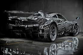 pagani drawing new pagani huayra bc takes to the track by car magazine