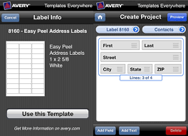 new avery templates everywhere iphone app shoplet blog