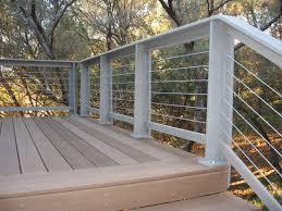 outdoor lowes handrails fiberon railing lowes composite railing