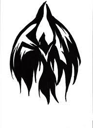 raven symbolgram tattoo by sewreel on deviantart