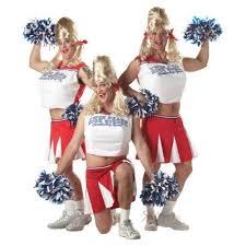 Kids Cheerleader Halloween Costume Funny Mens Halloween Costume Drag Queen Cheerleader