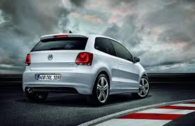 volkswagen polo r line launched in europe photos 1 of 2
