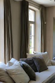 House Design Bay Windows by 98 Best Linen Curtains Images On Pinterest Curtains Windows And