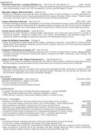 Building Contractor Resume Resume U2014 Christopher Dechiaro