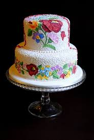 94 best folk art cakes images on pinterest art cakes cake