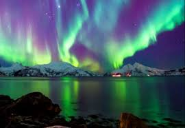 where can i see the northern lights in iceland aurora borealis where do the northern lights come from space