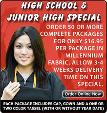 high school cap and gown prices caps and gowns graduation tassels capsngowns4less