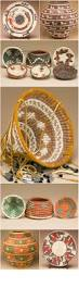 find beautiful native american baskets for use in home decor at