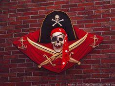 Little Store Of Home Decor Captains Quarters Wooden Pirate Wall Art Sign By The Little Store