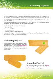 Dry Mops For Laminate Floors Norwex Product Manual