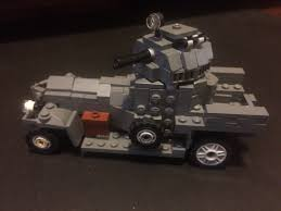 lego rolls royce lego wwi rolls royce armored car my bricks in war