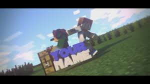 top 50 minecraft animation intro template blender c4d ae youtube