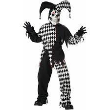 halloween headless horseman costume evil jester boys u0027 child halloween costume walmart com