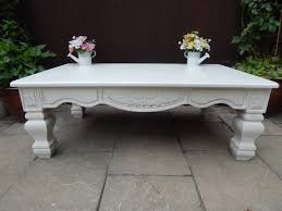 Country Coffee Table by Shabby Chic Large French Country Coffee Table Sold