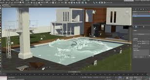 3d max home design tutorial max fluids basic tutorial in 3ds max 2019 cg tutorial