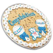 cookie cake delivery new baby cookie cake cookies by design