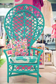 peacock turquoise diy peacock chair ideas