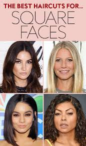 what hair suits a strong chin the best haircuts for square shaped faces instyle com