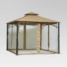 gazebo mosquito netting 10 x10 gazebo mosquito netting threshold target