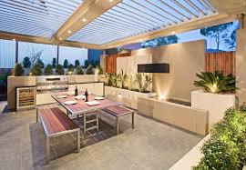 outdoor entertaining area project by cos design outdoor ๑