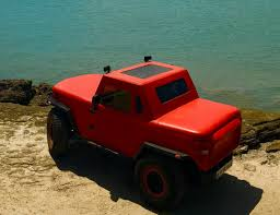 mahindra jeep thar modified archer the intensely modified mahindra thar car news maxabout
