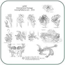 wood burning patterns free lotus mantel flower pattern package