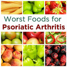 4 foods to avoid to prevent psoriatic arthritis flare ups