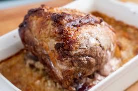 cuisiner roti de porc rôti de porc au lait selon anthony bourdain l anarchie culinaire