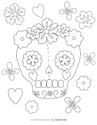 Halloween Themed Coloring Pages by Holiday Fun Free Halloween Coloring Pages
