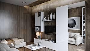 1 Bedroom Apartment Interior Design Ideas Image Of Rv Garage With Apartment Plan Car Barn