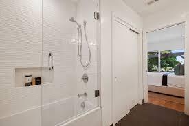 en suite bathroom with porcelanosa tile bathrooms pinterest