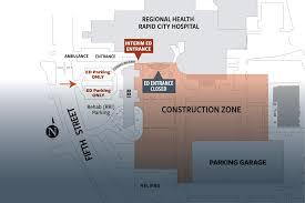emergency room floor plan home regional health