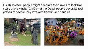 Dia De Los Muertos Halloween Decorations Halloween Vs Day Of The Dead Youtube