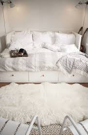 home decor white bedroom antique white ikea daybeds with trundle for home