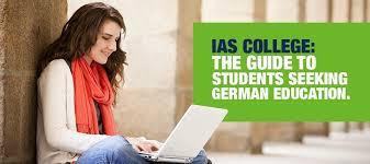 Seeking German Ias College The Guide To Students Seeking German Education