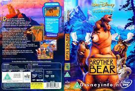 brother bear 5017188812887 disney dvd database