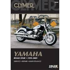 amazon com clymer yamama road star 1999 2007 automotive