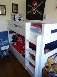 chambre garçon lit superposé photos du lit superposã bow blanc par thami et nicolas céleste
