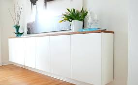 buffet table with fireplace long white sideboard sideboards floating buffet table modern with
