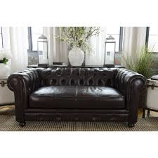 Brompton Leather Sofa Raine Leather Sofa Joybird Brompton Leather Sofa Hmmi Us