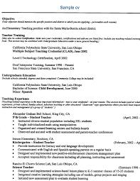 Esl Resume Examples by 10 Resume Sample For Teacher Job Basic Job Appication Letter