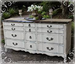 vintage country style french provincial dresser annie sloan rehab