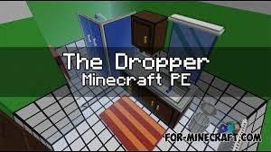 the dropper map maps for minecraft pocket edition page 23