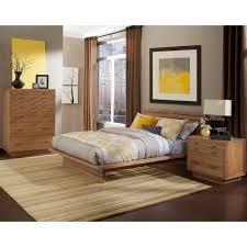 Second Hand Bedroom Furniture Sets by Cresent Fine Furniture Hudson Platform Bed Hayneedle