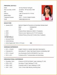 Tips On Making A Resume How To Write A Resume For Job Application 2017 Brilliant Ideas Of